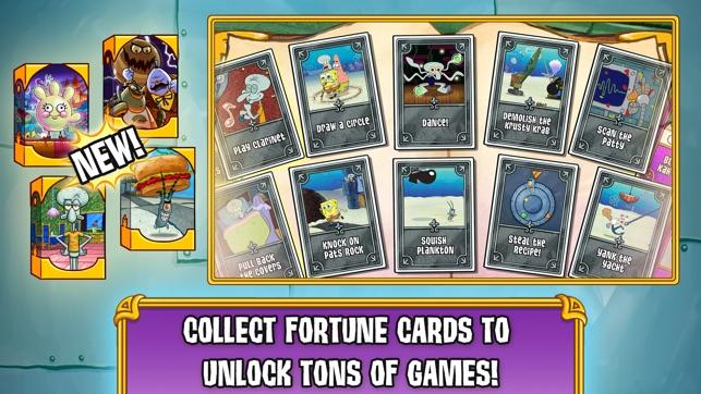 spongebob s game frenzy