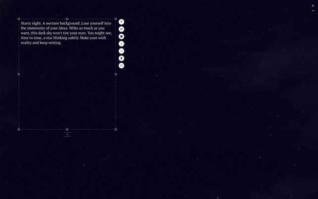 OmmWriter Screenshot