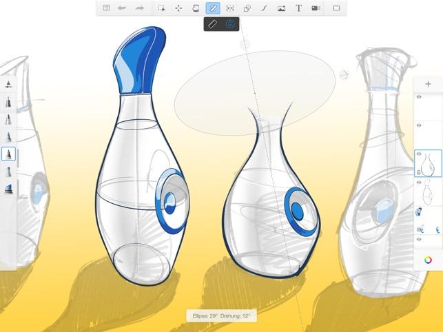 Autodesk SketchBook Screenshot