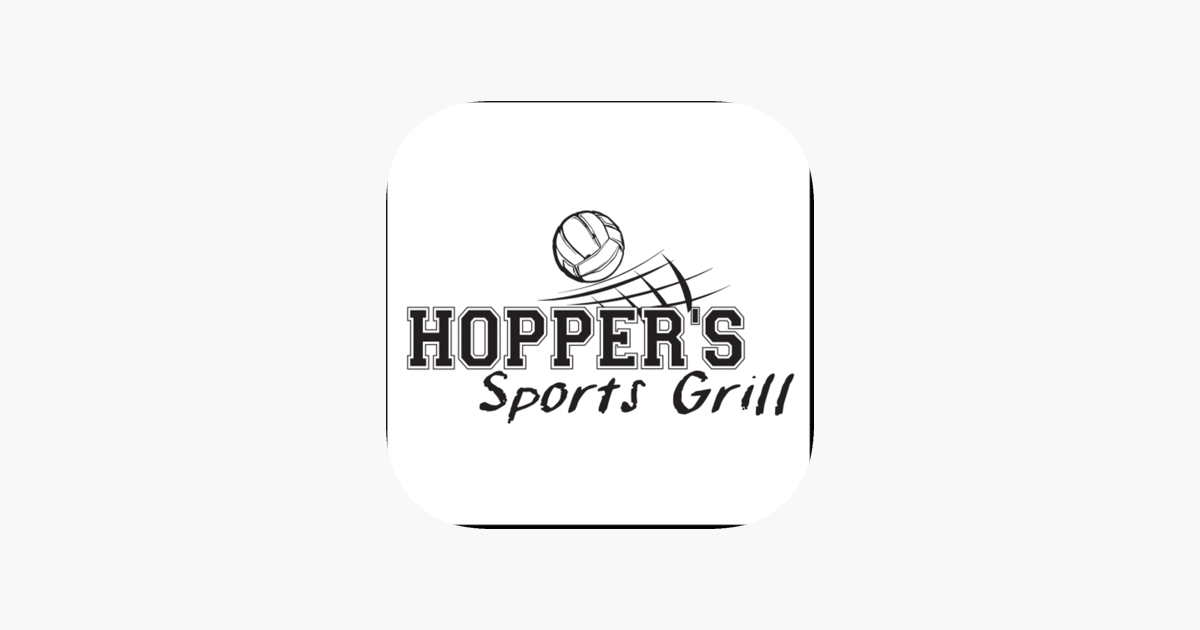‎Hopper's Sports Grill on the App Store