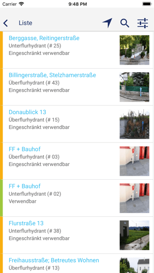 ‎wasserkarte.info Screenshot