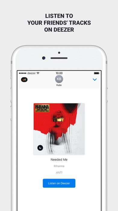 Deezer: Play Music, MP3, Radio Screenshot