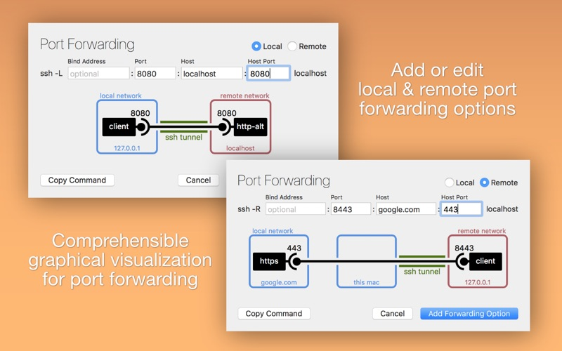 SSH Config Editor 1.11.3 Mac 破解版 SSH配置编辑器