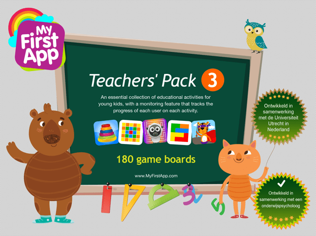 ‎Teachers' Pack 3 Screenshot