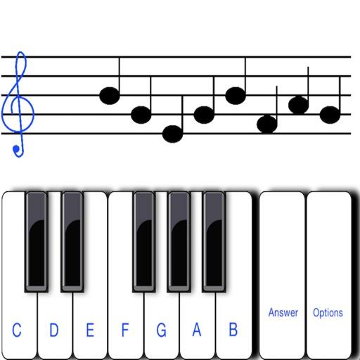 音符を読むことを学ぶ - ソルフェージュ¼