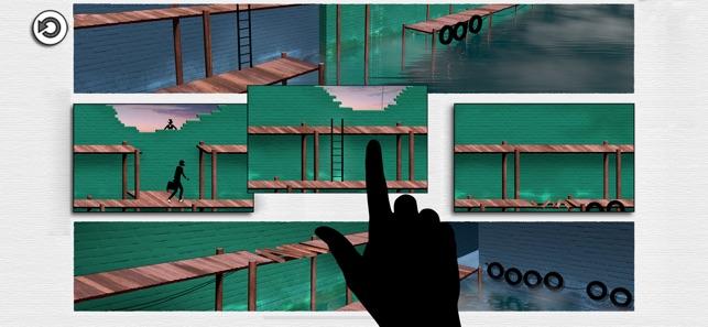 643x0w Framed 2 für iOS erschienen Apple iOS Software Technology