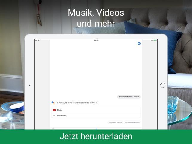 643x0w Google Assistant für iOS erschienen Google Android Software Technology