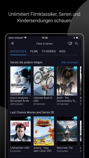 Horizon Go Screenshot