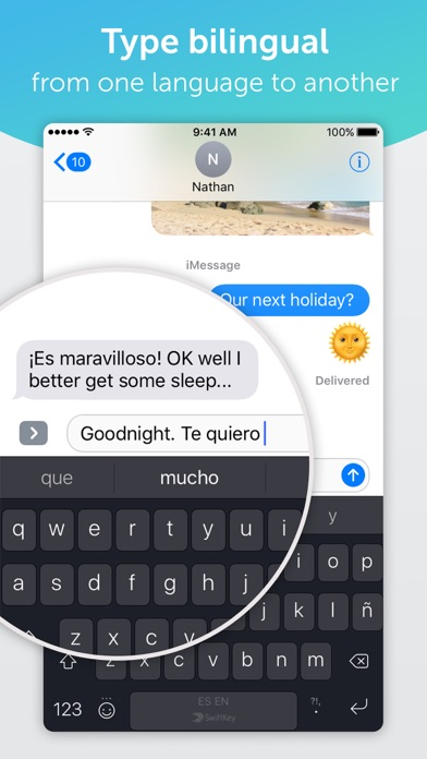 SwiftKey Keyboard Screenshot