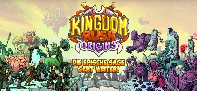 Kingdom Rush Origins Screenshot