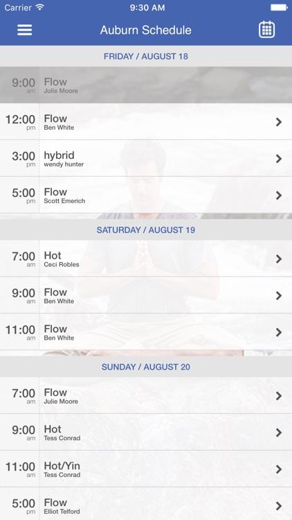 East Wind Yoga Schedule : schedule, Roseville, MINDBODY,, Incorporated