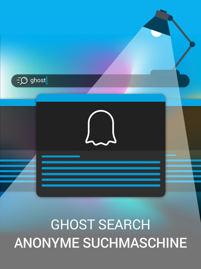 Ghostery Privacy Browser Screenshot
