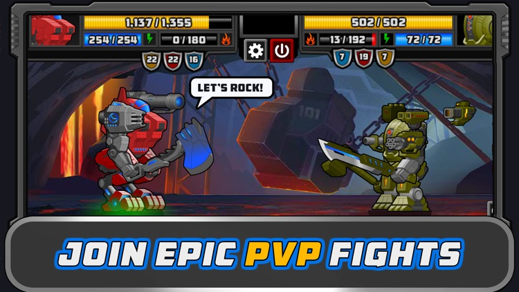 Super Mechs: Battle Bots Arena by Tacticsoft LTD.