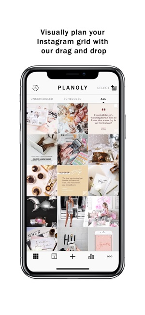 Planoly: Planner for Instagram Screenshot
