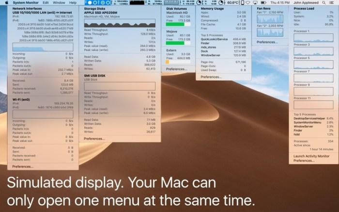System Monitor Screenshot 03 12v5xon