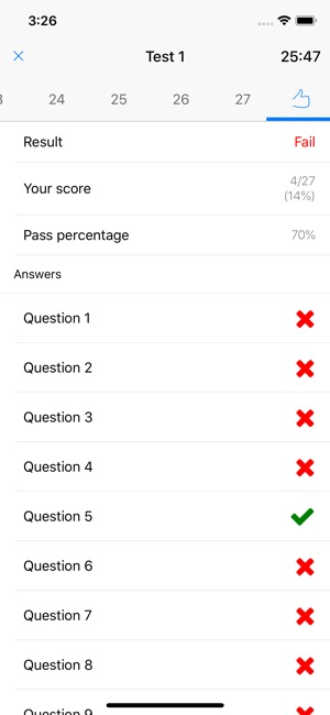 ‎Numerical Reasoning Tests on the App Store