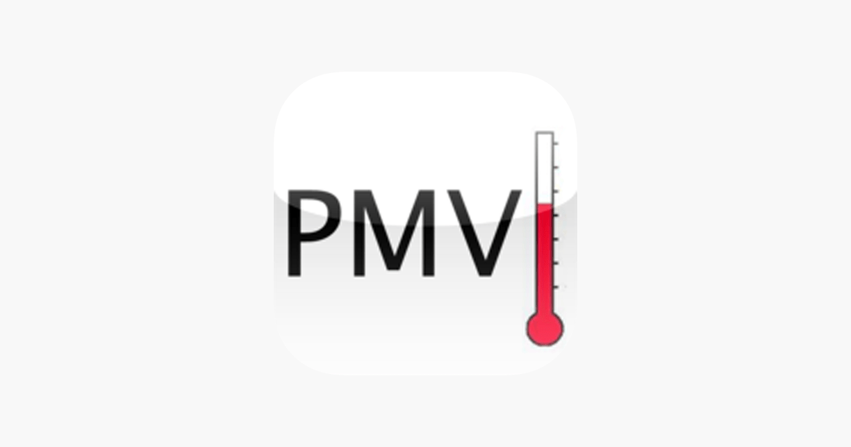 Thermal Comfort PMV Calculator on the App Store