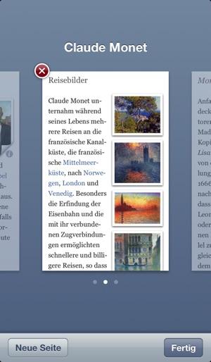 Articles for iPhone Screenshot
