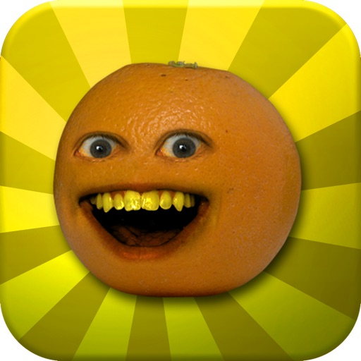 Annoying Orange Kitchen Carnage Review  iPhone  iPad