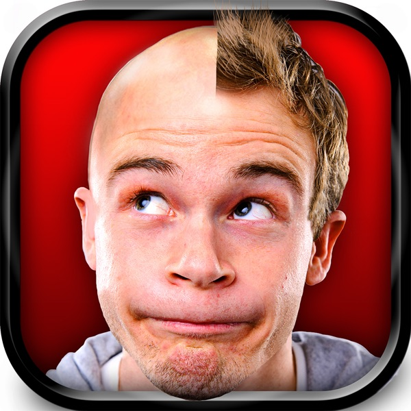 Make Me Bald – Pic Editor to Shave your Head in a Virtual Barber.Shop & Add Beard and Mustache