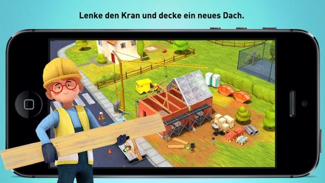 Kleine Bauarbeiter Screenshot