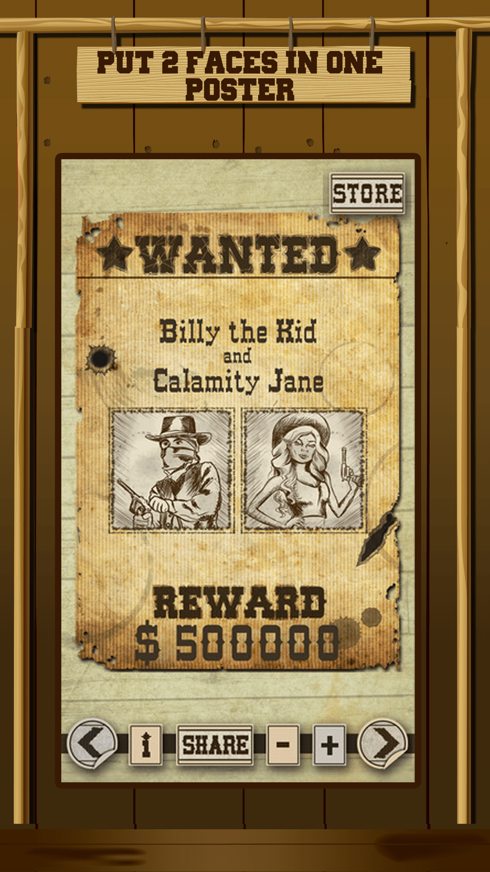 wild west wanted poster maker make your own wild west outlaw photo mug shots free download app for iphone steprimo com
