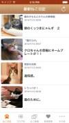日刊ねこ新聞 - 猫ブログ&ネコ動画アプリスクリーンショット1