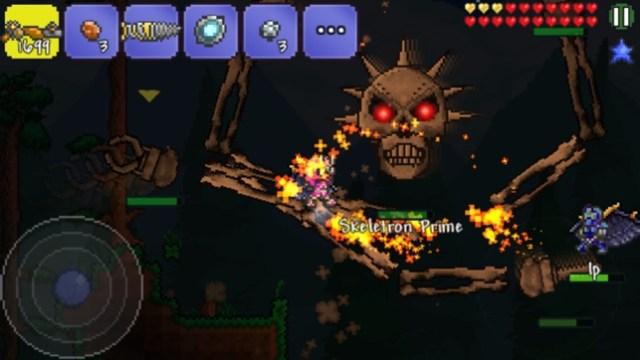 Terraria Screenshot