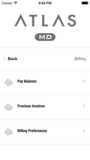 Atlas.md EMR Patient Access on the App Store