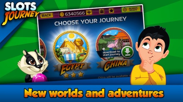 Slots Journey Screenshot
