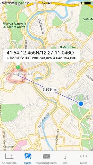 GeoPosition Screenshot