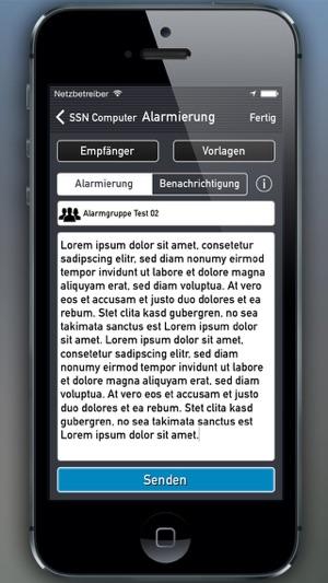 Handyalarm Screenshot