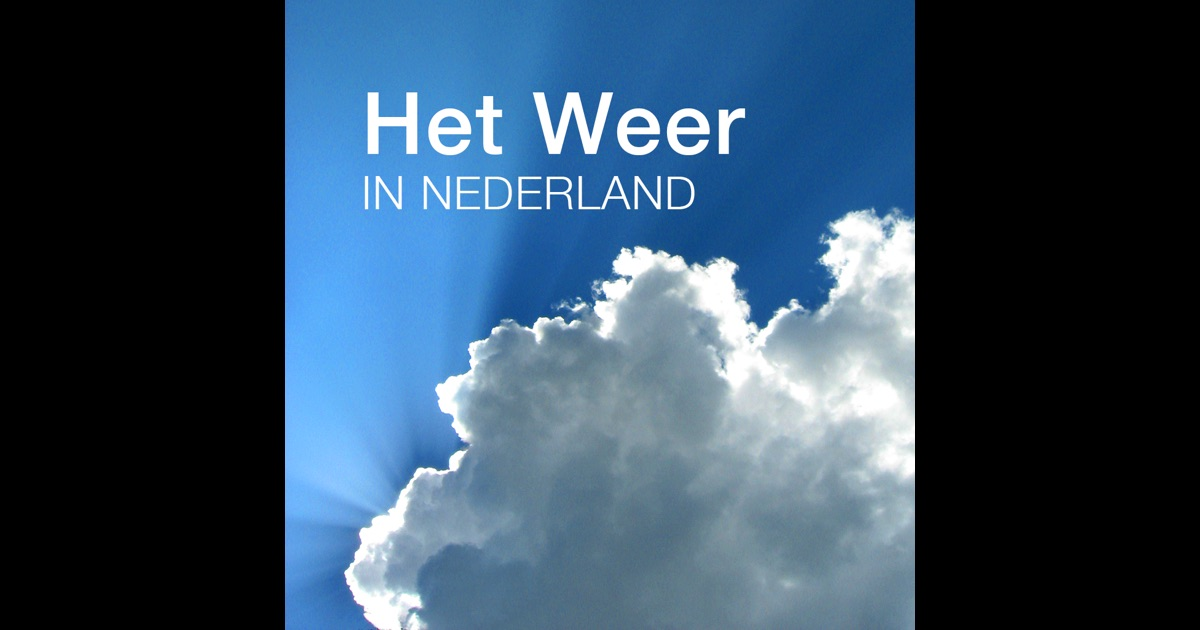 'het Weer In Nederland  Gratis Weerbericht, Radar En