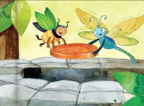 Inch And Roly Make A Wish By Melissa Wiley On Apple Books