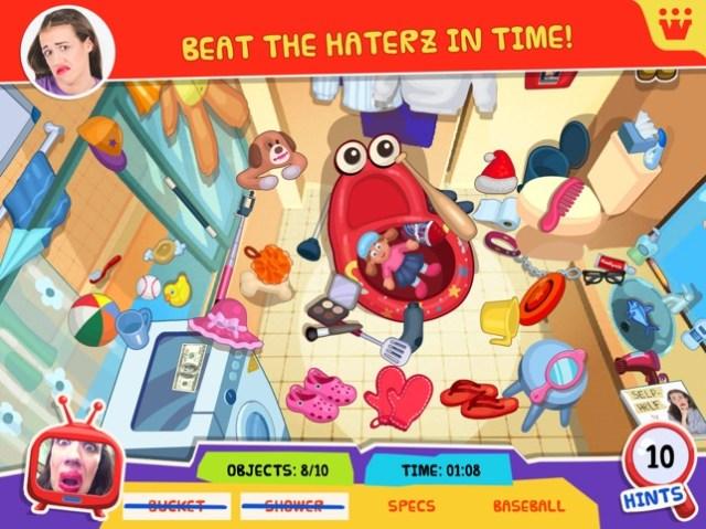 Miranda Sings vs Haters Screenshot