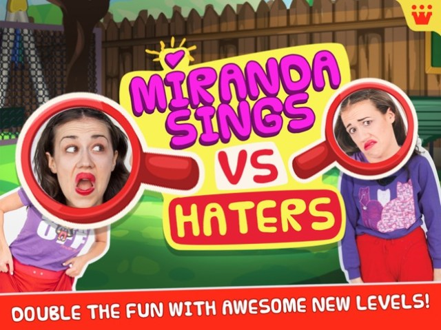 Miranda Sings vs Haters Screenshot