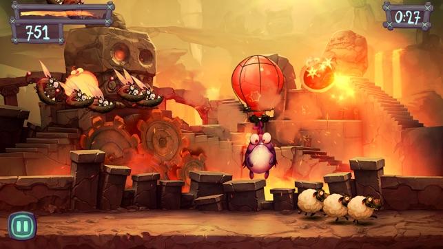 Fire Fu Screenshot