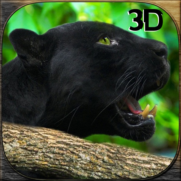 Wild Black Panther Attack Simulator 3D – Hunt the Zebra, Deer & Other Animal in Wildlife Safari