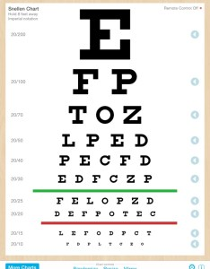 Eye chart pro test vision and visual acuity better with snellen sloan etdrs near on the app store also rh itunesle