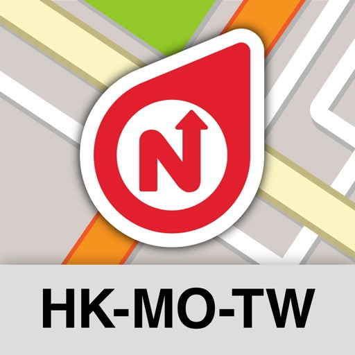 Nlife Hong Kong Macao Taiwan Offline Gps Navigation