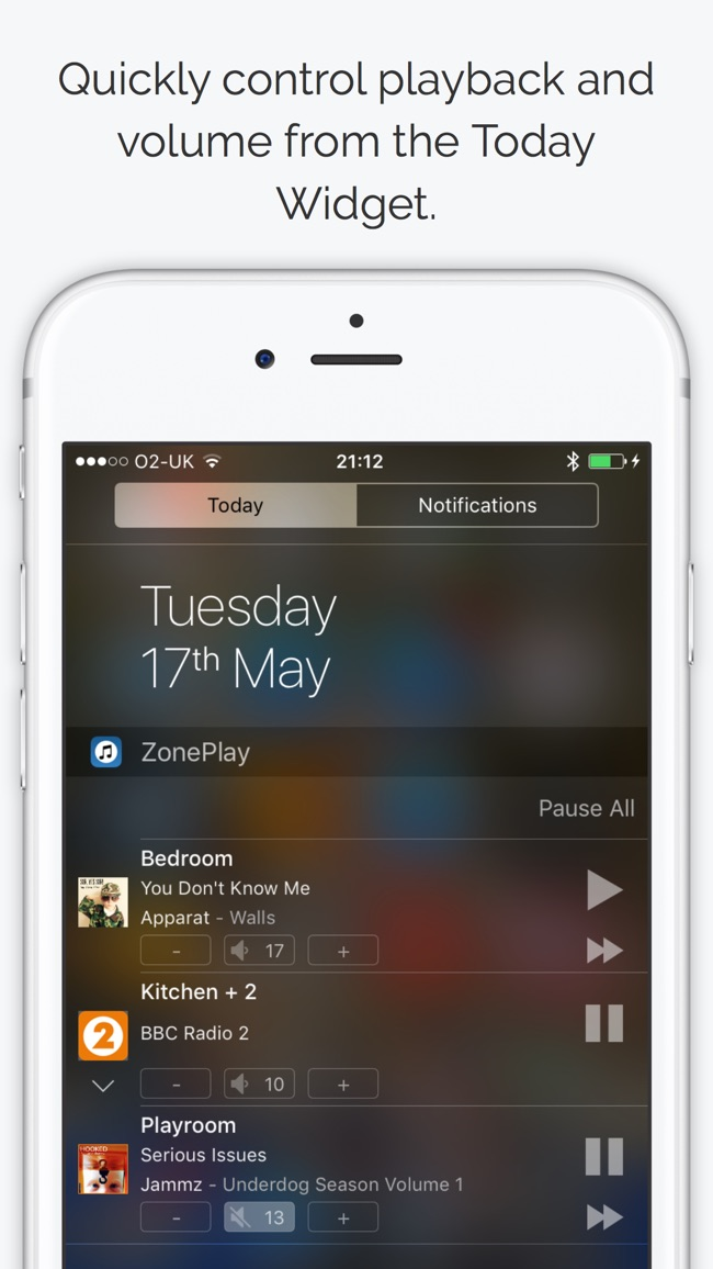 ZonePlay Screenshot