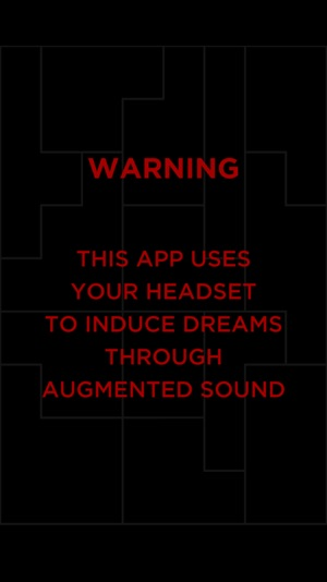 Inception - The App Screenshot