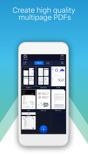 Document Scanner + Screenshot