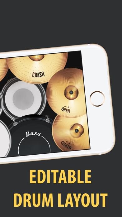 Double Kick - Pro Drum Kit Screenshot