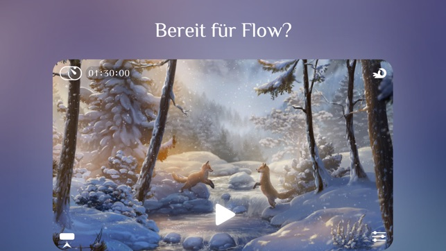 Flowing ~ Meditation & Natur Screenshot