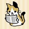 日刊ねこ新聞 - 猫ブログ&ネコ動画アプリアイコン