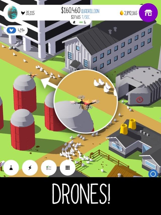 Egg, Inc. Screenshot
