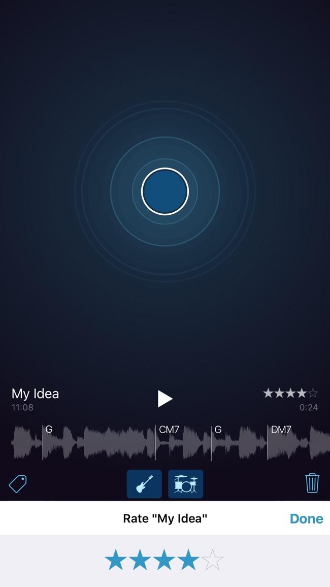 Musikmemos Screenshot