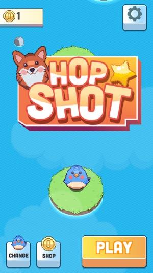 Hop Shot Screenshot
