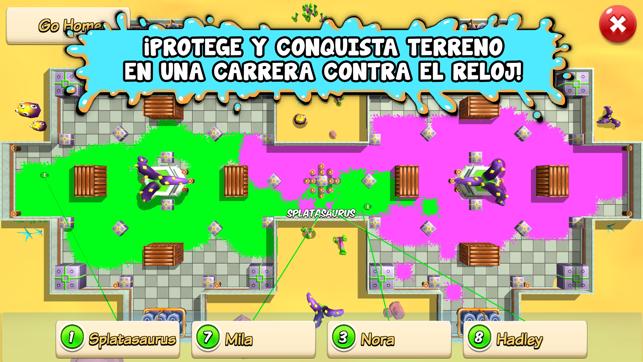 Splat Wars Screenshot